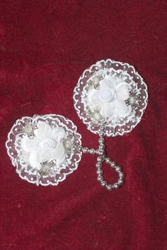Twin Brooches