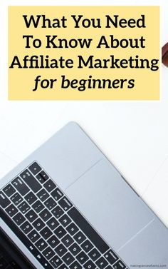 Are you interested in learning about affiliate marketing for beginners? Earning affiliate income allows me to travel full-time, explore beautiful places, spend time with my husband and our dogs, all while earning a good income from my blog. Here is what you need to know to get started. Make Money Blogging, Way To Make Money, Blogging Ideas, Saving Money, Using Facebook For Business, Online Business, Facebook Marketing, Affiliate Marketing, Content Marketing