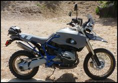 2006 bmw HP 2 enduro