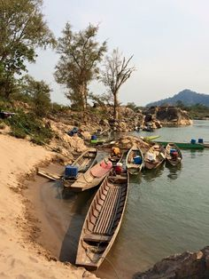 Located in Southern Laos bordering Cambodia, Si Phan Don or more commonly known among travelers as 4000 Islands, is where the Mekong river is forcibly split into smaller waterways by the presence of numerous islands (or islets) creating a … Read More