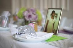 Bridal Shower table setting