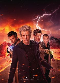 The Fantsastic Four. #FreeComicBookDay gold titles revealed; inc. a brilliant #DoctorWho issue from @ComicsTitan, with a new cover