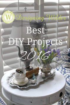 Diy Crafts Ideas : Designing Wilder5 most popular DIY projects of 2016!