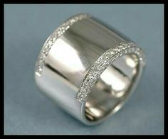 Thick Diamond Wedding Bands for Women | Toll Free: 1-877-391-1888 ...
