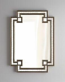 H6DUH Mosaic Mirror