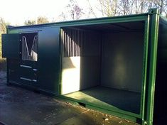 shipping container horse barn | Shipping Containers