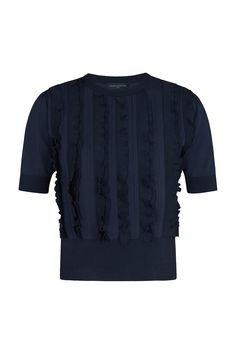 Gaiam Womens Sloan Metallic Screen Print T-Shirt Black, X-Small