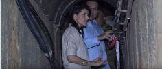 US Ambassador to the UN Nikki Haley visited Israel's Gaza border region Thursday, where she toured the Kerem Shalom border crossing, surveyed a Hamas-dug terror tunnel near Kibbutz Ein Hashlosha, and met local residents in Kibbutz Nahal Oz.