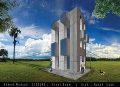 Ahmed Medyan‎ Architectural Communication Skills-