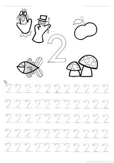 Number Tracing, Numbers Preschool, Finger Plays, Step Kids, Early Education, Numeracy, Kids And Parenting, Mathematics, Worksheets