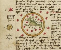 """Scorpio"", Ms Ludwig XII 8, f°54v"