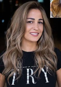 Wanan make your locks more cute with latest hair color shades in year 2020? If yes then see here so many amazing trends of beige blonde and balayage hair colors for long hair looks. Moreover, this fresh hair color is also one of the best options for medium hair looks.