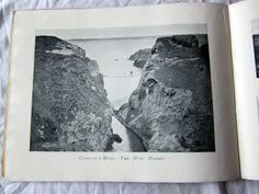 Antique Edwardian The Emerald Isle Album Giant's Causeway Antrim Coast CA 1902 | eBay