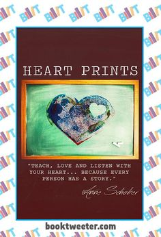 "See the Tweet Splash for ""Heart Prints"" by Anne Schober on BookTweeter #bktwtr"
