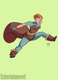 First Images of Marvel's Unbeatable Squirrel Girl