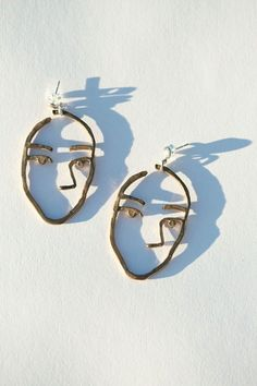 Open House Earrings | Architect's Fashion