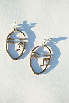 Open House Earrings | Architect's Fashion