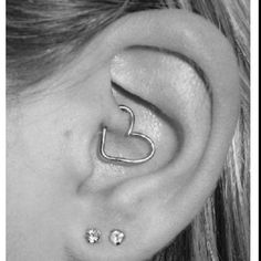 I was considering some sort of new piercing for this year. Maybe?