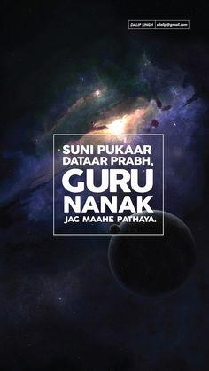DHAN GURU NANAK DEV JI Sikh Quotes, Gurbani Quotes, Punjabi Quotes, Best Quotes, Guru Nanak Ji, Nanak Dev Ji, Guru Nanak Wallpaper, Guru Nanak Jayanti, Shri Guru Granth Sahib
