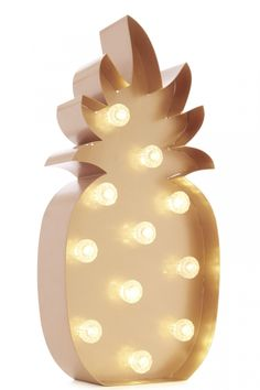 Primark Pineapple Light, £8