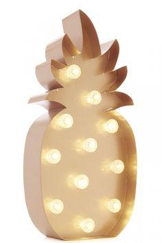 Primark Pineapple Light, £8