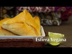 Receita de Esfirra Vegana.