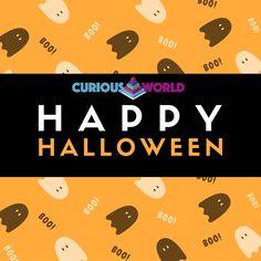 Wishing everyone a Happy Halloween!