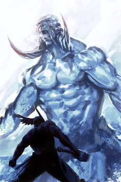 Thor vs. Frost Giant