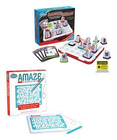 Look at this #zulilyfind! Maze Game Bundle Set #zulilyfinds