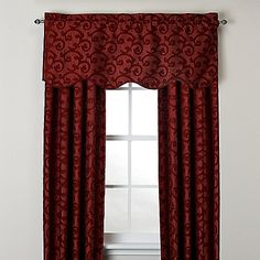 Venezia Window Curtain Panel