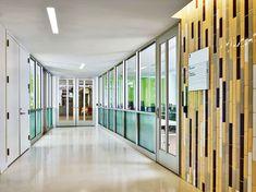 Centro de Salud Riverside, Nueva York, NY - 1100 Architect - © Nikolas Koenig