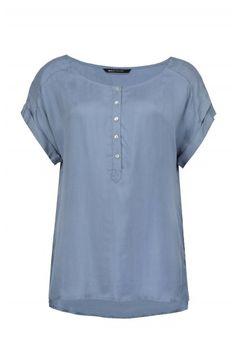 Cameron blouse blauw