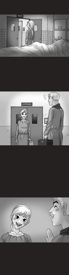 Silent Horror :: Undertaker   Tapastic Comics - image 2