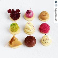 #Repost @majachocolat with @repostapp  I  dessert tapas by pastry_inspiration