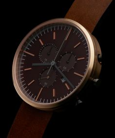 PVD Rose Gold by Uniform Wares