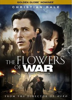 (The Flowers of War) This movie rawly shows the graphic and brutality of war....I was tearing up throughout.