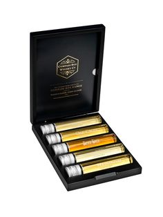 Whisky COMPASS BOX In Tube Coffret 5 WIT 43,6% - La Maison du Whisky