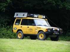 Land Rover Discovery 1 | Flickr - Photo Sharing!