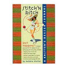 Stitch n Bitch Design Journal