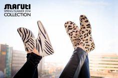 Can't choose. Zebra or leopard?