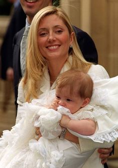 Marie Chantal Of Greece, Reyes, Family Life, Christening, Stability, Denmark, Spanish, Prince, Flower Girl Dresses