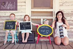 12 Hilarious Ways to Announce You're Expecting-Announce your pregnancy with some of these clever and humorous photo ideas.
