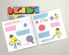 Okido Magazine on Behance