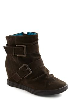 $65.99 Roastery Visit Bootie, #ModCloth