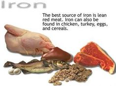 Tips For A Tasty Doses - Iron is important compound which forms hemoglobin – a kind of protein in blood cells helping mango xi come to cells to produce energy. Bowden expert recommends that if the body had too little of iron, it could be easy to be tired, weak and pale.