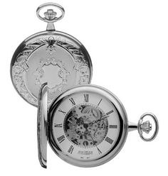 Goviers of Sidmouth Giftware I Commemoratives I Giftware since 1904 Pendant Watch, Pocket Watch Antique, Chrome Plating, Clocks, Artisan, Watches, Antiques, Accessories