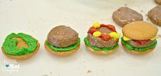 Dessert Burgers for April Fools Day - Raining Hot Coupons