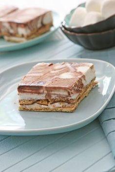 S'mores Ice Cream Pie from @Alison Hobbs Lewis by julekinz