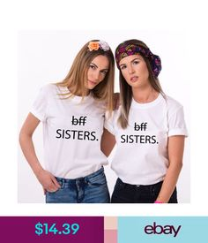 acced5a5fd4 Tops Best Friends Sisters Shirts
