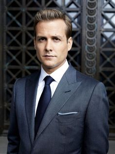 Gabriel Macht.  My vote for Christian Grey!!! (not that he's in the running, but…